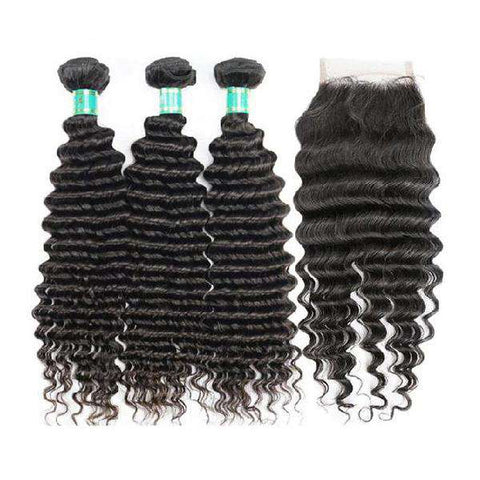 Tissage Brésilien Avec Closure | Brazilian Hair Shop