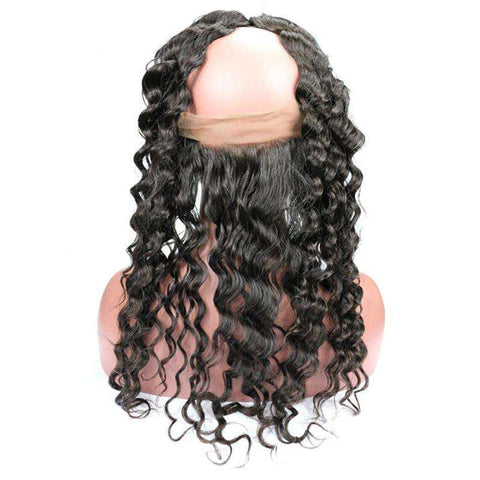 Lace Frontal 360 | Brazilian Hair Shop