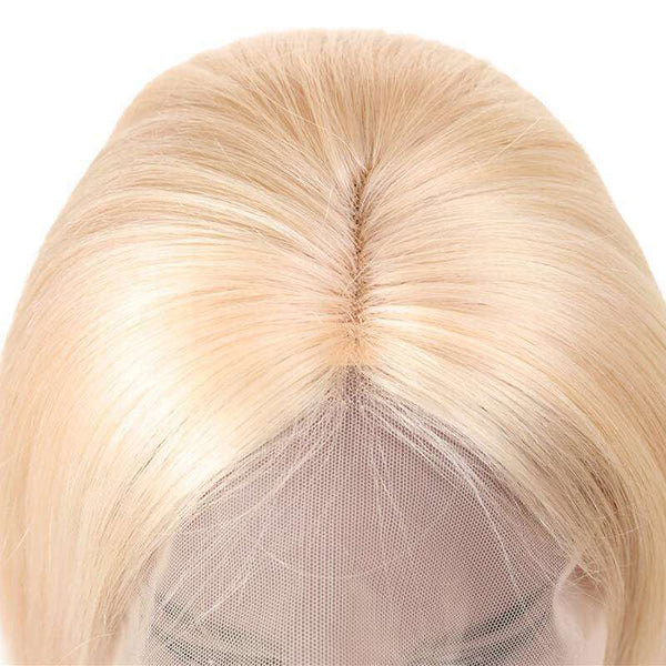 Perruque Blonde Platine Lace | Brazilian Hair Shop