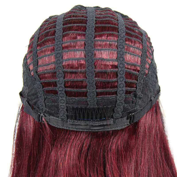 Perruque Rouge Femme Casquette | Brazilian Hair Shop