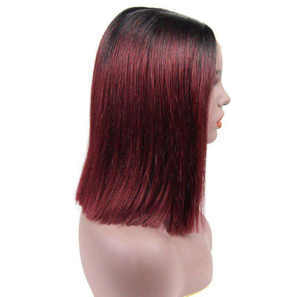 Perruque Rouge Femme Cote Droit | Brazilian Hair Shop