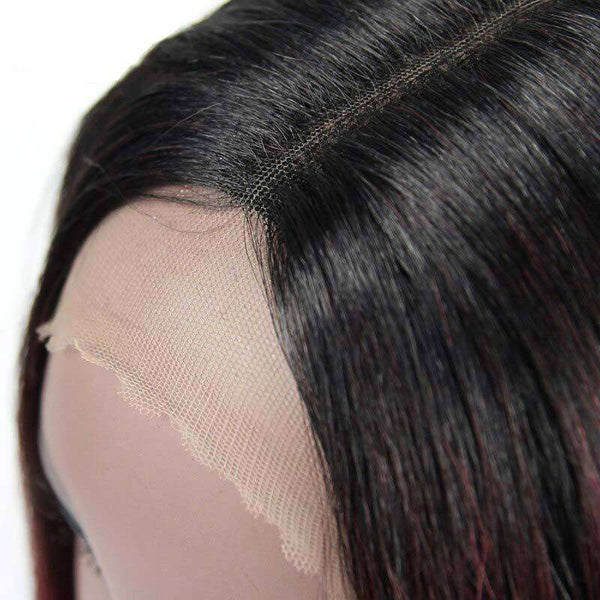 Perruque Rouge Femme Lace Frontal | Brazilian Hair Shop