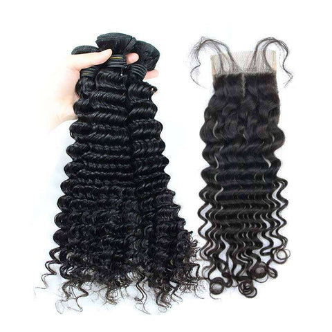 Tissage Bouclé Naturel | Brazilian Hair Shop