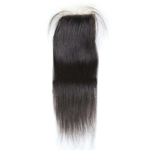 Tissage Bresilien Lisse Avec Closure | Brazilian Hair Shop