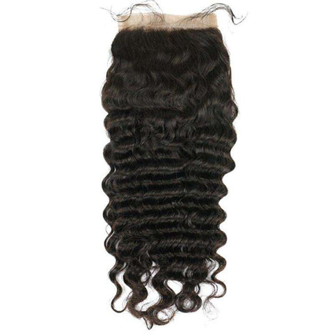 Tissage Closure Bouclé | Brazilian Hair Shop