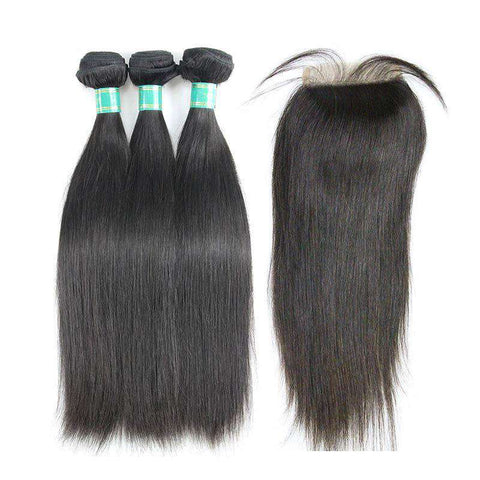 Tissage Lisse Naturel | Brazilian Hair Shop