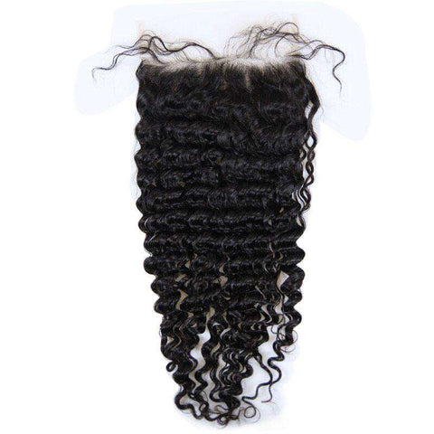 Tissage Naturel Closure Cheveux | Brazilian Hair Shop