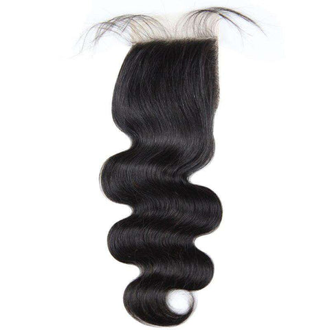 Tissage Ondulé Avec Closure | Brazilian Hair Shop