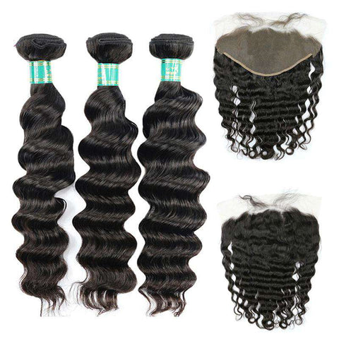 Tissage Péruvien Bouclé | Brazilian Hair Shop