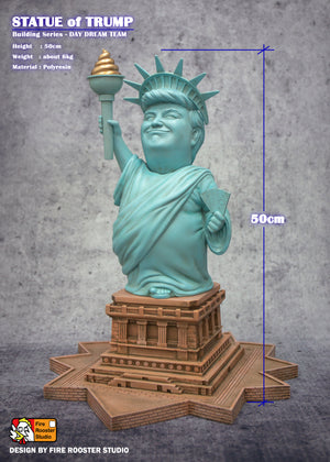 2. Trump's Statue of Liberty (Limited Edition 100pcs)