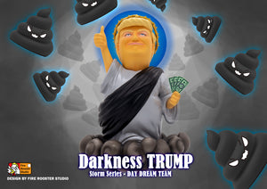 Evil Trump Kim Combo Limited Edition - Produced 500 sets