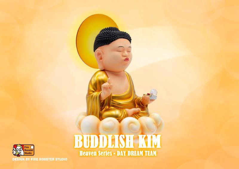 6. BUDDLISH KIM