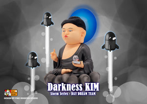 Evil Buddlish Kim Limited Edition - 500 Sets