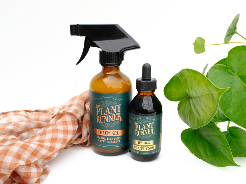 The plant runner neem oil online - fast free delivery