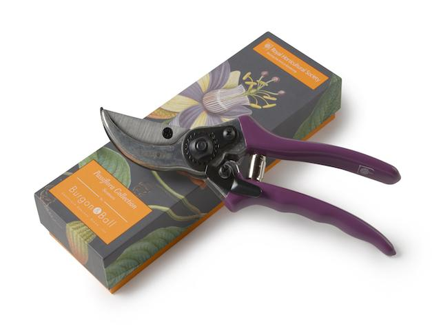Burgon & Ball - Passiflora Secateurs