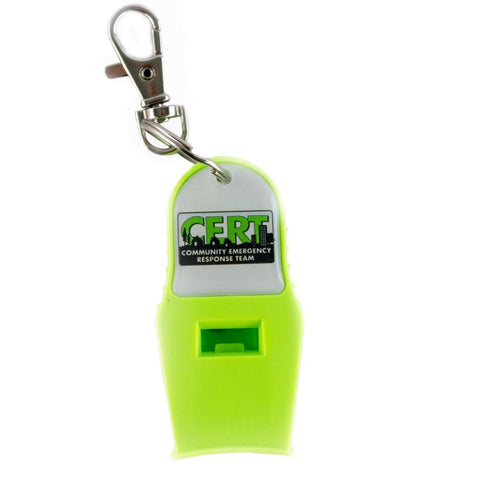 Mayday Industries Cert Emergency Whistle - High Performance - Pack of 8