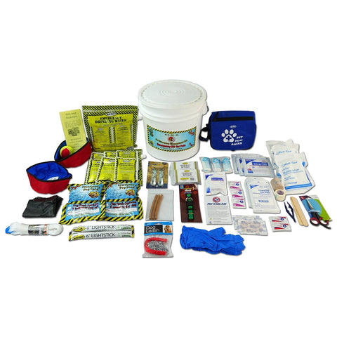 Mayday The Ultimate Dog Emergency Food & Survival Kit - Your Best Friend Package!