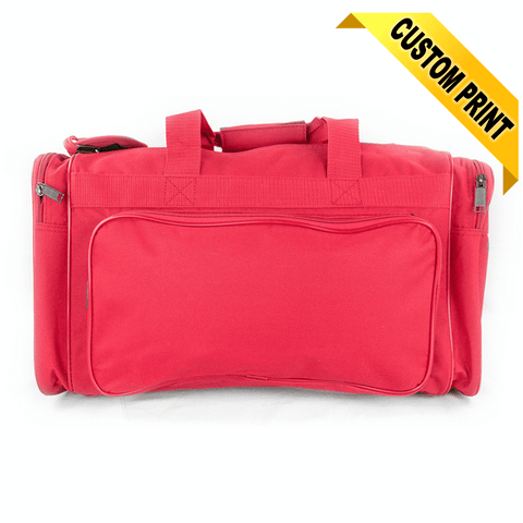 Mayday Industries Sports Bag (Red)