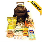 Mayday KTWH1 Roll and Go Survival Kit on Wheels One Person by Mayday