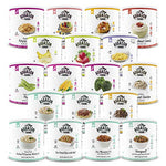 Augason Farms Simply Meal Pack Emergency Food Storage 17 Can Kit