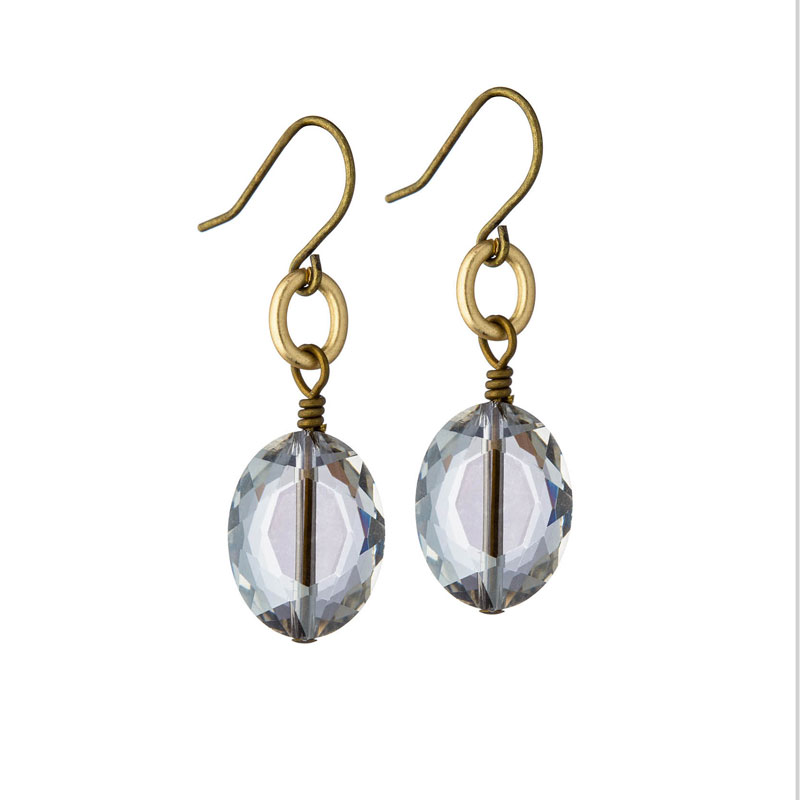 Sterlet Crystal Earrings