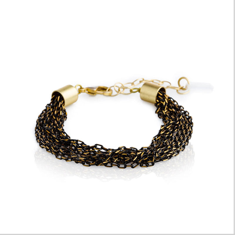 Grayling Menara Black Bracelet