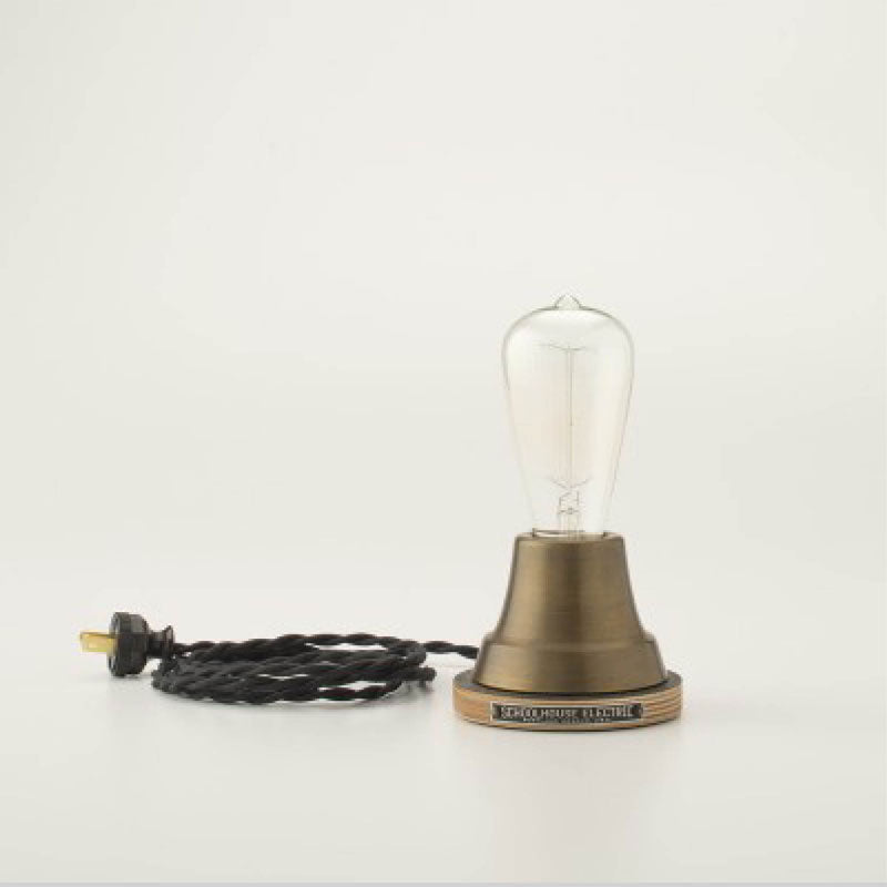Brass Ion Lamp