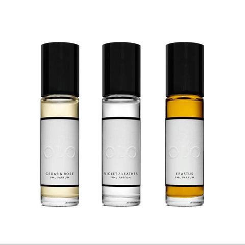 hand blended fragrances
