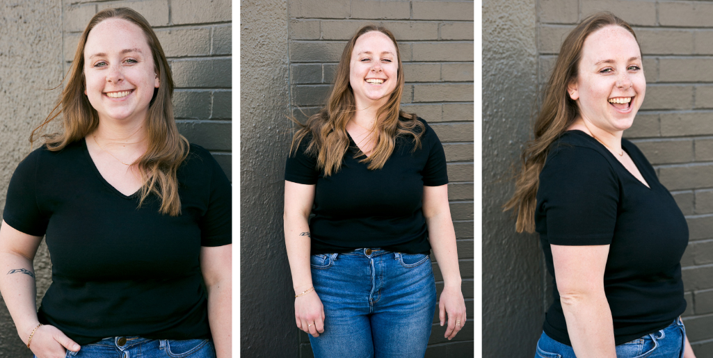 Meet The Team Maddie Customer Service + Support Grayling Jewelry