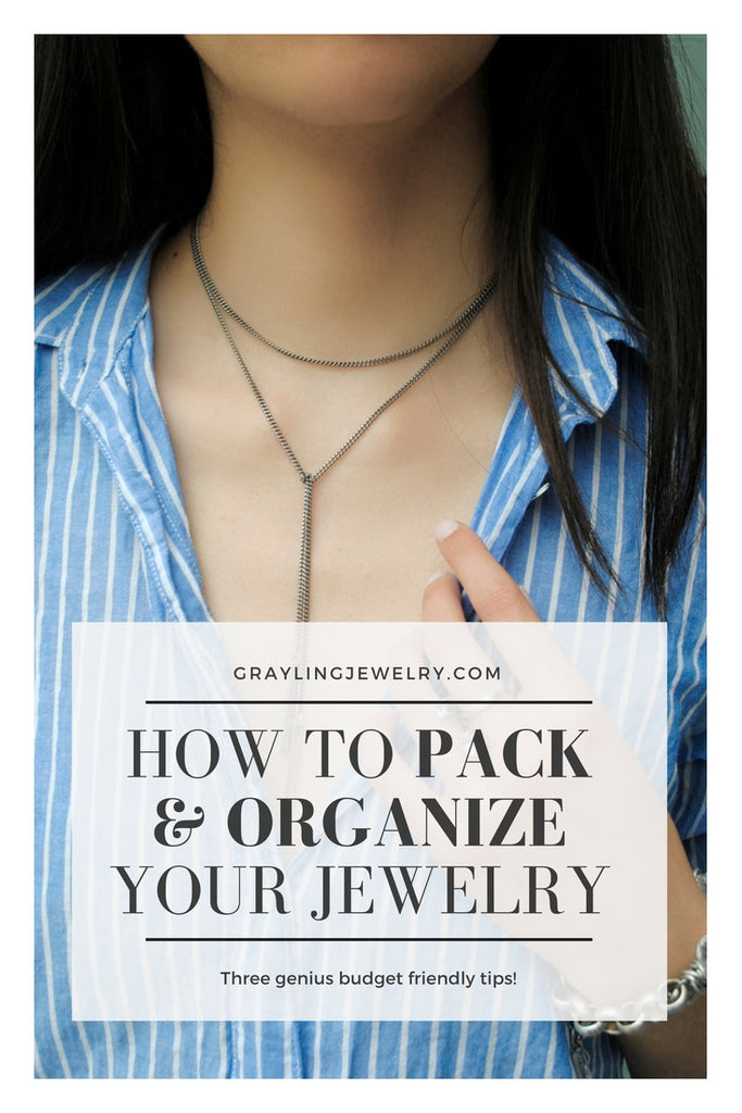 81da603f6 Traveling with Jewelry: 3 Packing Tips & Tricks – Grayling Jewelry