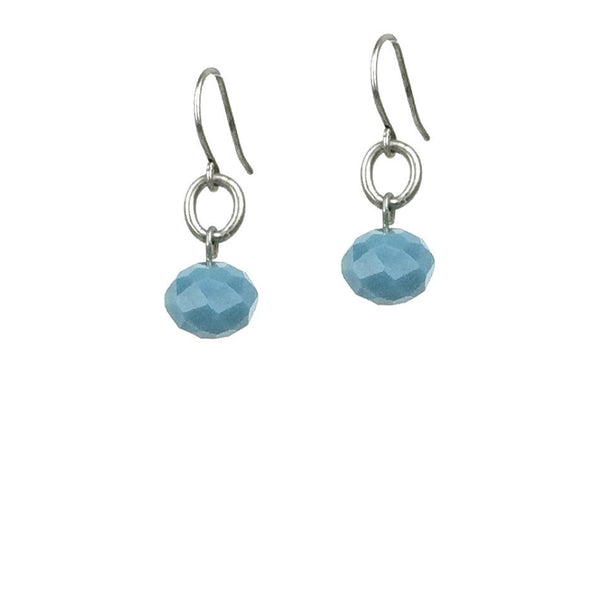 Abacus Earrings - Arctic