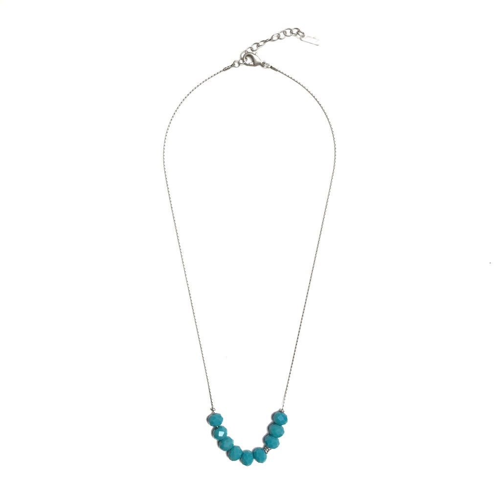 Abacus Necklace - Arctic