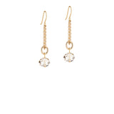 Adelaide Earrings - Gold