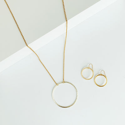 Amalfi Jewelry Set - Gold