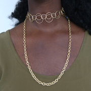 Andromeda 2-in-1 Necklace - Gold