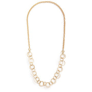 Andromeda Convertible Necklace - Gold