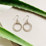 Andromeda Earrings - Silver