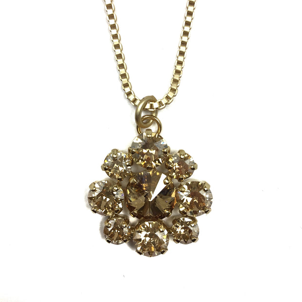 Antoinette Necklace - Gold 2