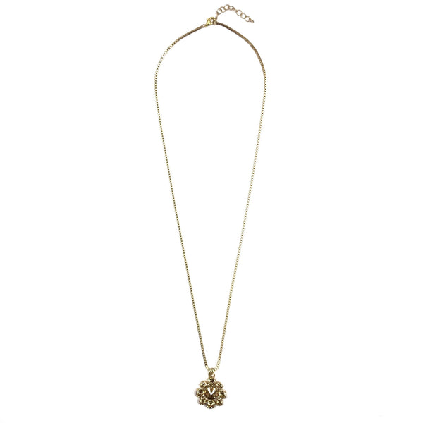 Antoinette Necklace - Gold