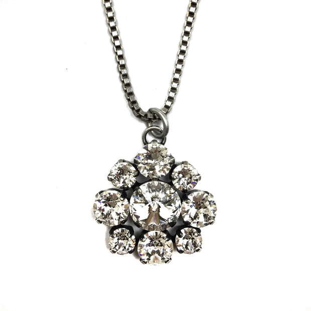 Antoinette Necklace - Silver 2