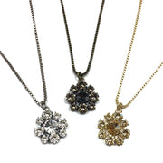 Antoinette Necklace - tri