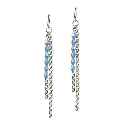 Basaltic Earrings - Arctic
