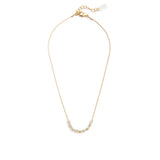 Basaltic Necklace - Gold