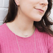 Billie Fine Choker - Sterling Silver
