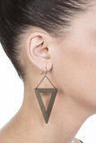Biscayne Earrings - On Model