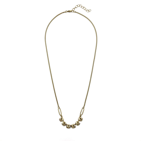 Boleyn Necklace - Gold