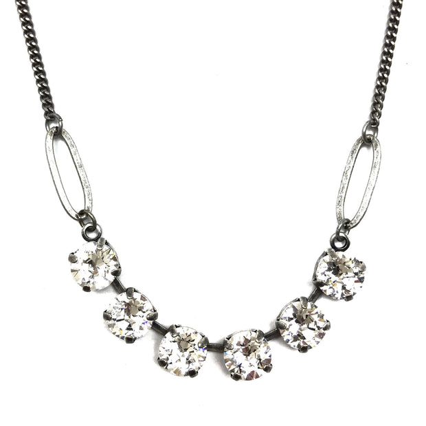 Boleyn Necklace - Silver 2