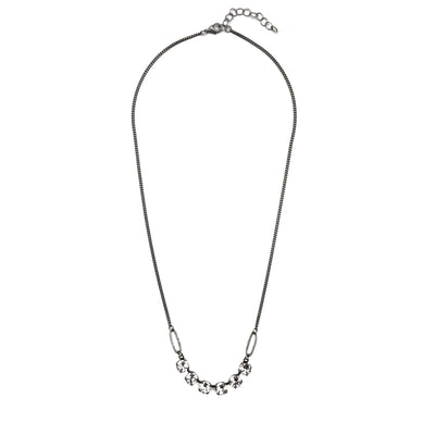 Boleyn Necklace - Silver