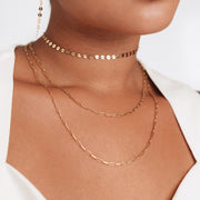 Catalina + Cambria Necklace Layering Set
