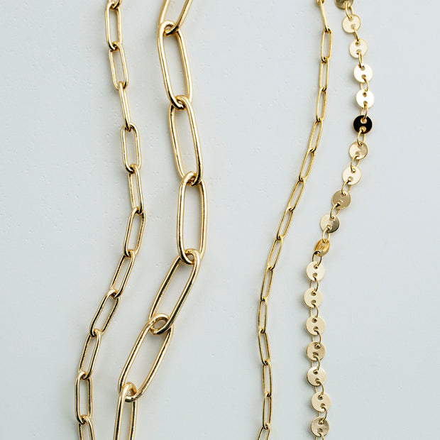 Monterey Layered Chain Bracelet